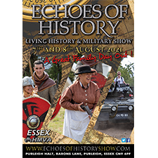 2021 Echoes of History Show poster